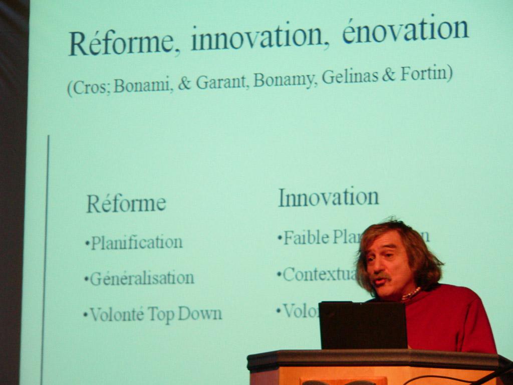 Réforme - innovation - …
