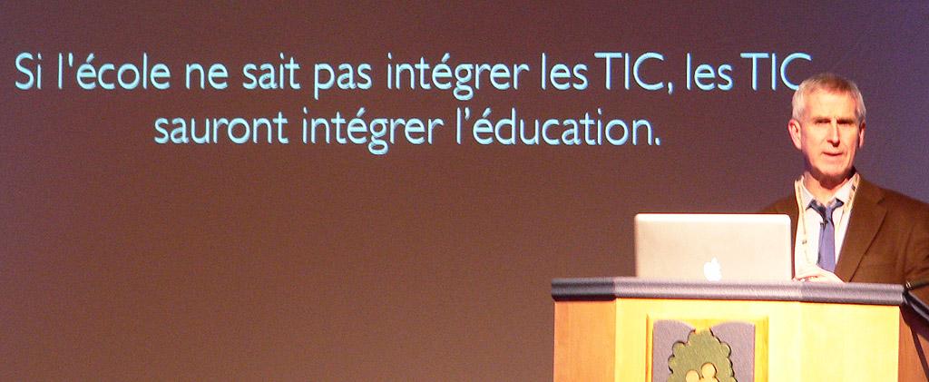 L'éducation saura-t-elle intégrer les TIC ?